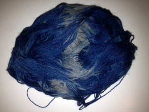 blåttpågrått
