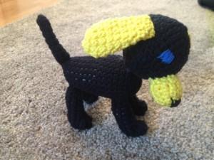 svarthundstående